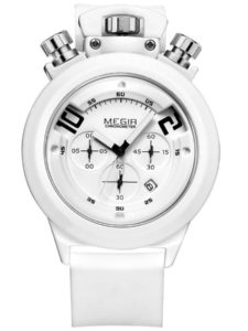 Megir M2004 Biały/Czarny