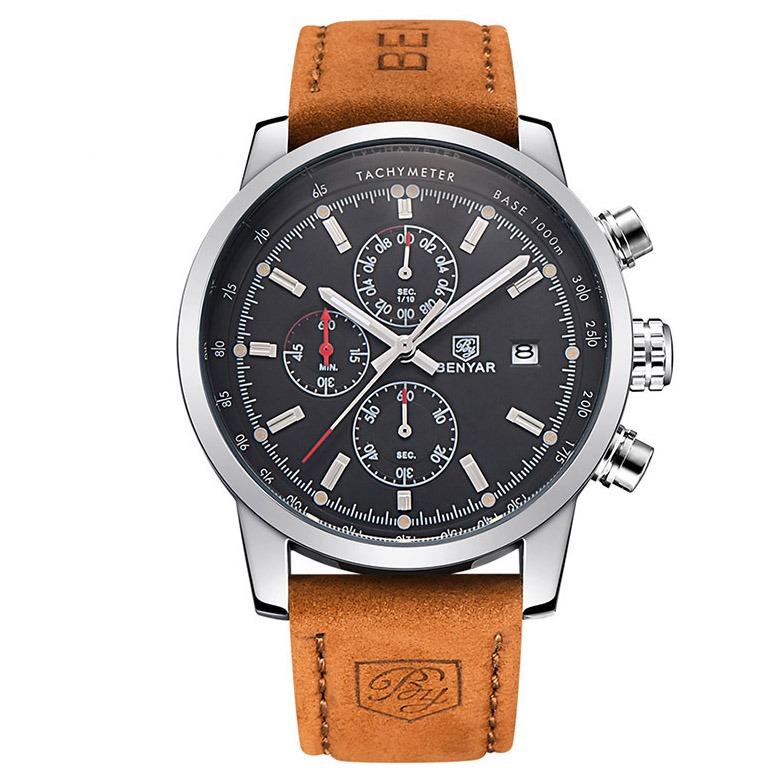 zegarek męski benyar atlantic