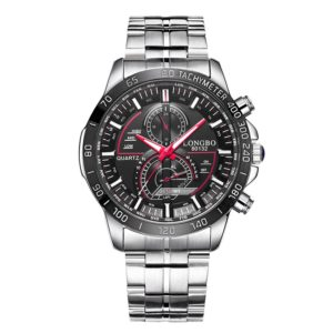 LONGBO-Military-Men-Stainless-Steel-Band-Sports-Quartz-Watches-Dial-Clock-For-Men-Male-Leisure-Watch